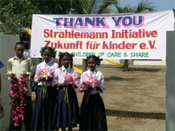 Schulprojekte in und um Vijawada