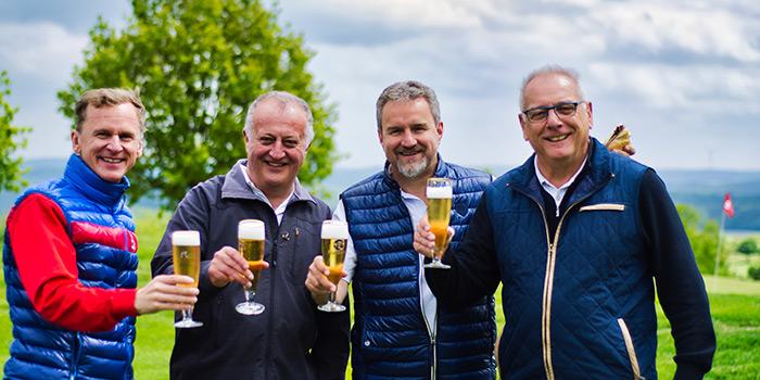 Strahlemann Benefiz-Golfcup 2019