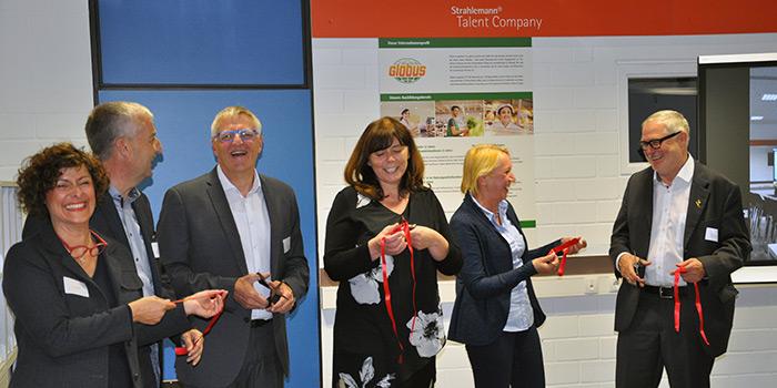 Eröffnung der 35. Talent Company an der IGS Edigheim