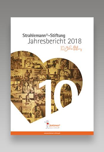 Der Strahlemann Jahresbericht 2018 ist da