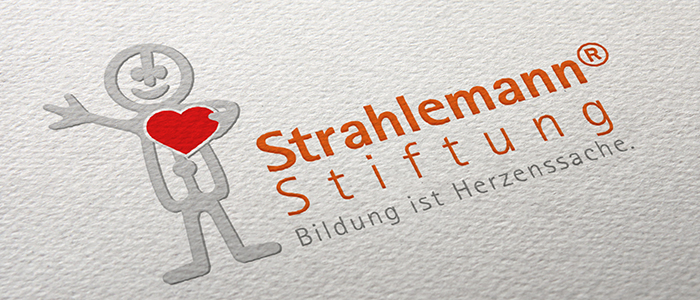 Neues Stiftungs-Logo