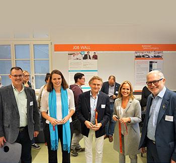 """Eröffnung der Talent Company Eberstadt im Rahmen von """"Dotter-Digital"""""""