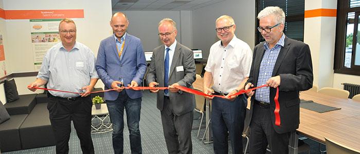 Hattersheim - Die 36. Talent Company wurde eröffnet