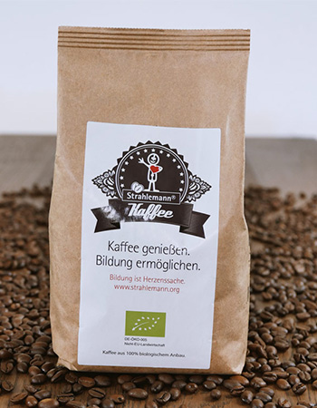 Strahlemann Bio Kaffee