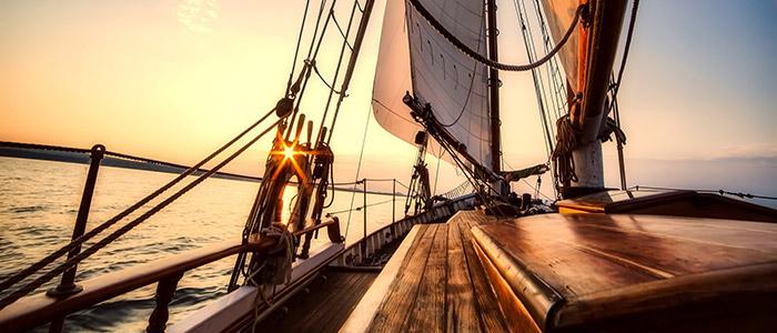 Segelsystem erleichtert Unterricht in Corona-Zeiten