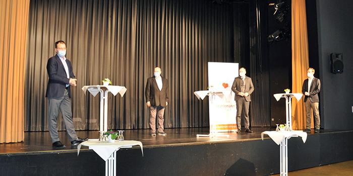 Kooperationsvereinbarung Talent Company Rodgau