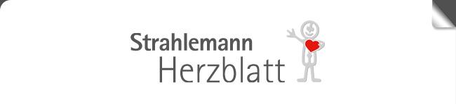 Strahlemann Herzblatt - Newsletter