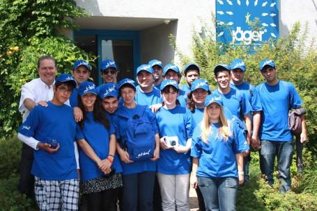 Neue Horizonte: Jugendliche aus Portugal zu Gast in Südhessen