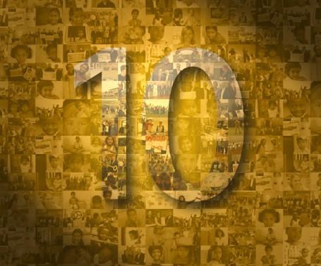 Strahlemann feiert Jubiläum: 10 Jahre – 10 Ideen