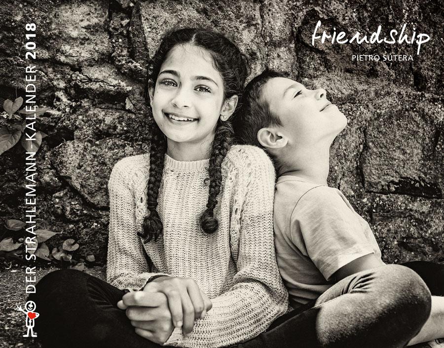 """Der Strahlemann-Kalender 2018 """"Friendship"""""""