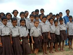 Kleinkinderförderung in Indien