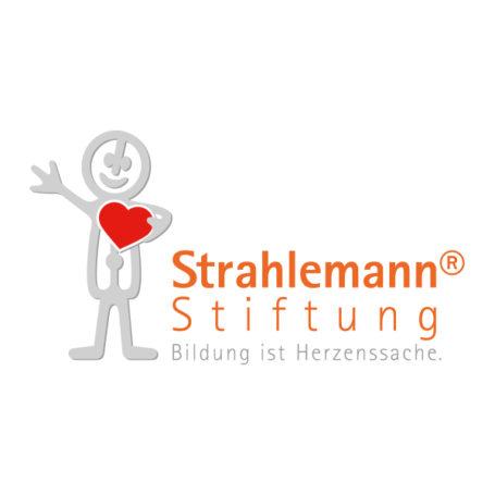 Strahlemann-Stiftung Logo 2019