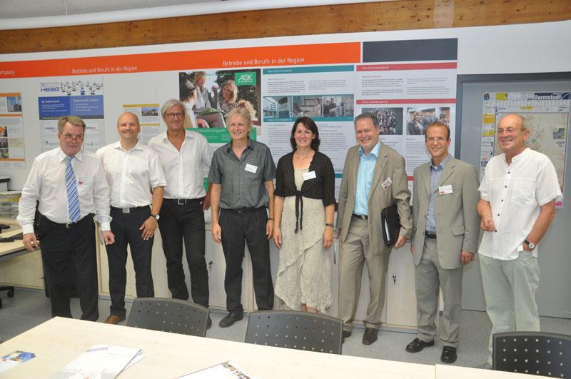 Eröffnung der Talent Company in Darmstadt - 20. August 2012