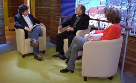 Video: Strahlemann-Mitgründer Herbert Feldkamp bei HEIMAT live TV