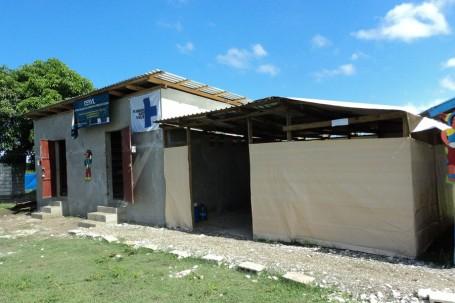 Startschuss für die Schule der Hoffnung in Léogâne/ Haiti