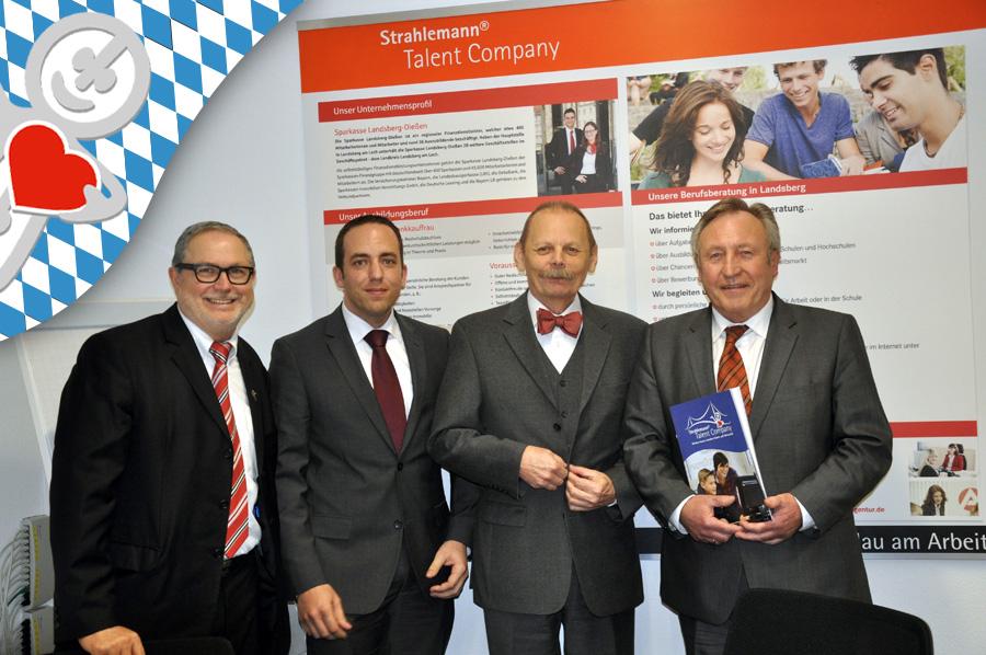 Eröffnung der Talent Company in Landsberg am Lech