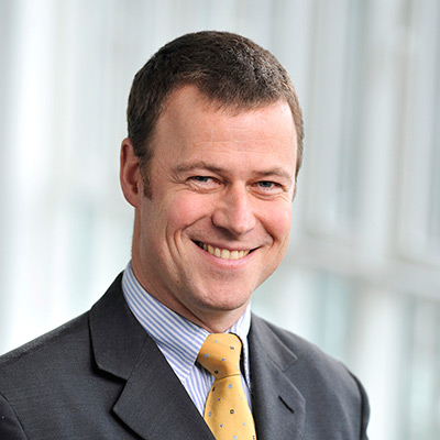 Dr. Rupert Antes - Geschäftsführer der Haniel Stiftung