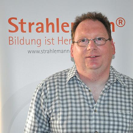 Dirk Stöber - Schulsozialarbeiter der RS in Dingelstädt