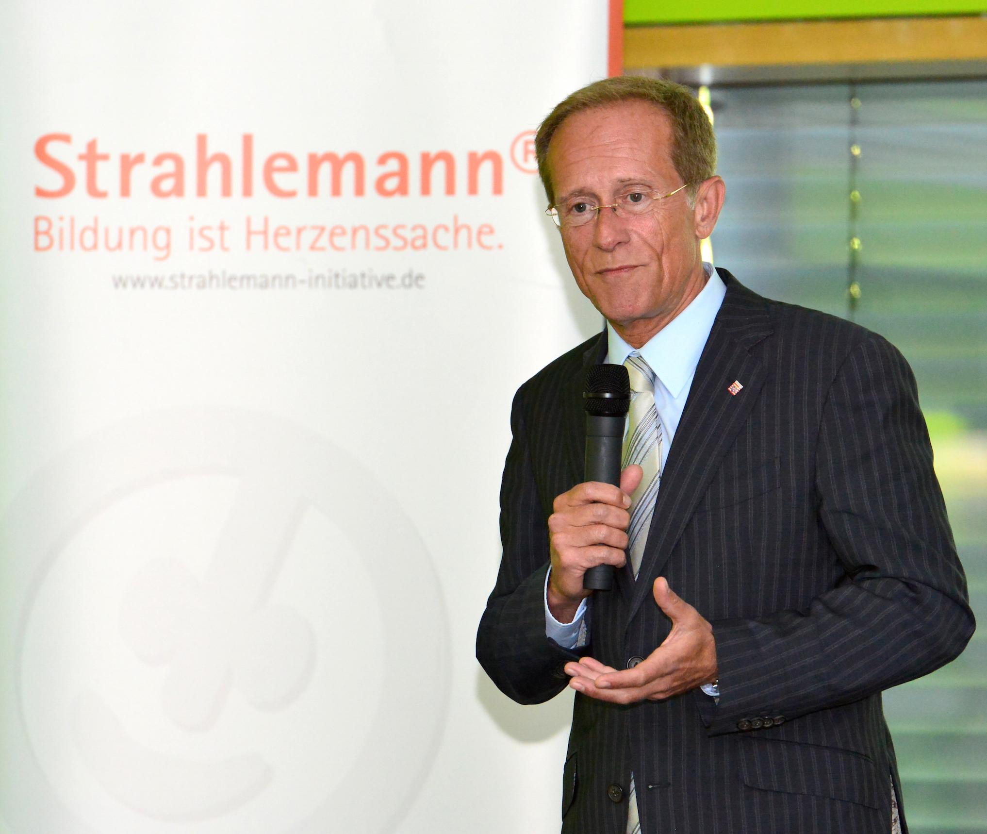 Axel Wintermeyer - Staatsminister und Schirmherr