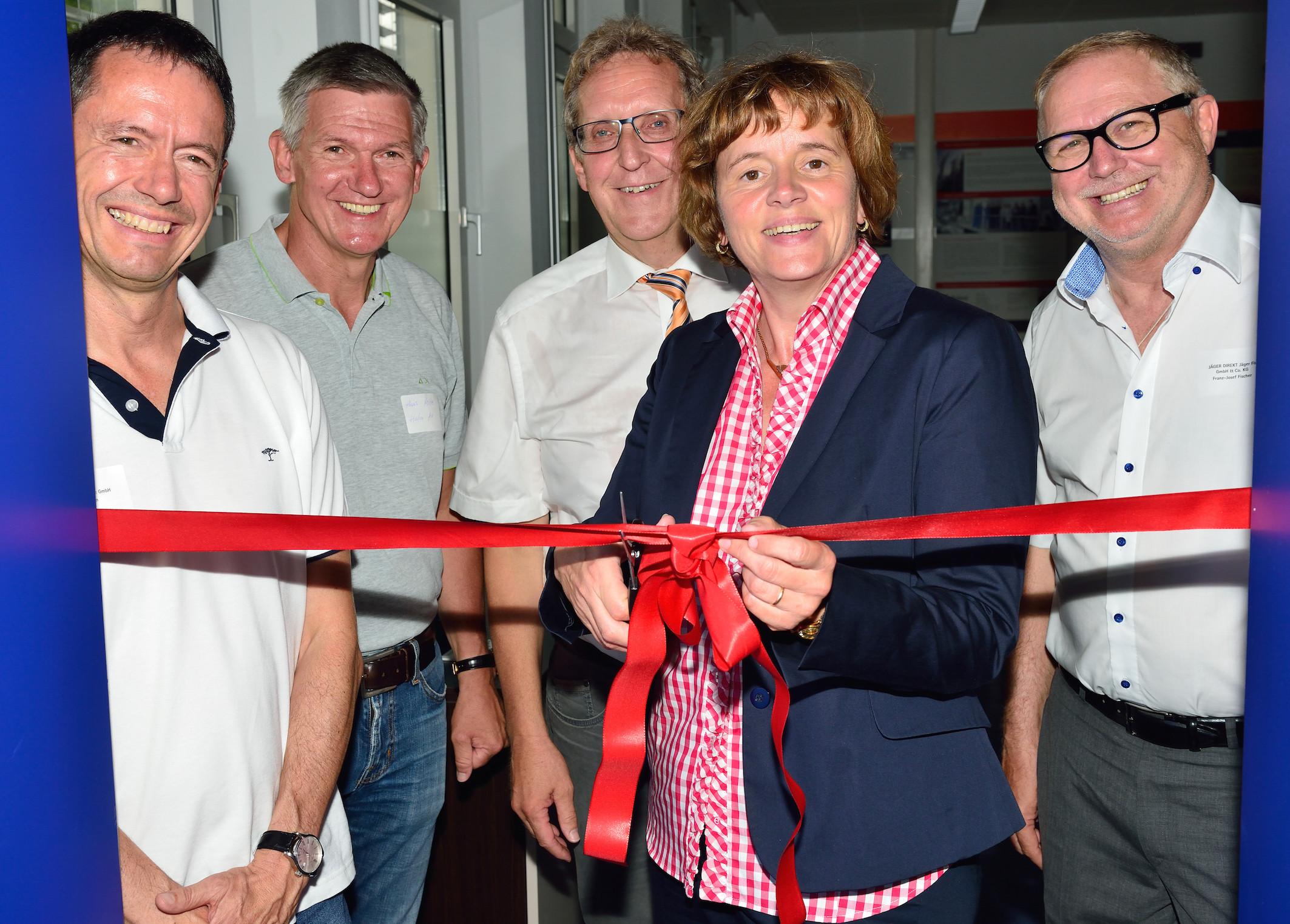 Eröffnung der Talent Company Dreieich.