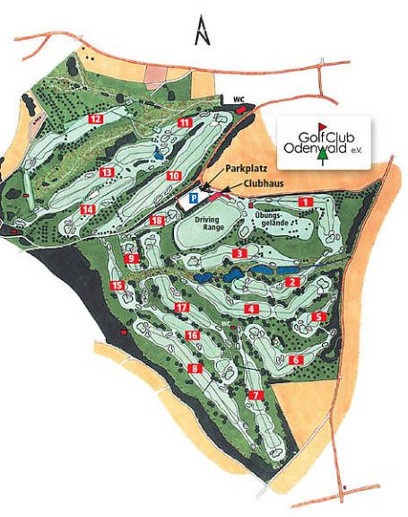 Golf-Club Odenwald