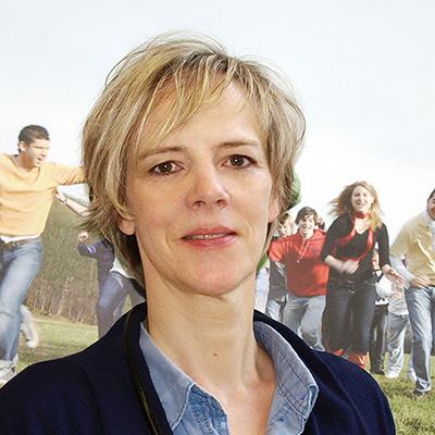 Hiltraud Weyel - Koordinatorinnen für Termin, -und Raumplanung, Kontaktpflege zwischen Schule und Wirtschaft