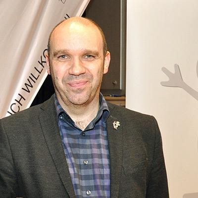 Carlos Sánchez Martínez - Schulleiter