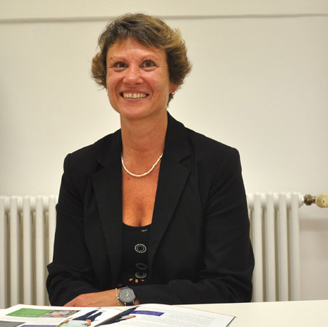 Claudia Krämer - Schulleiterin der Schule am Turmberg