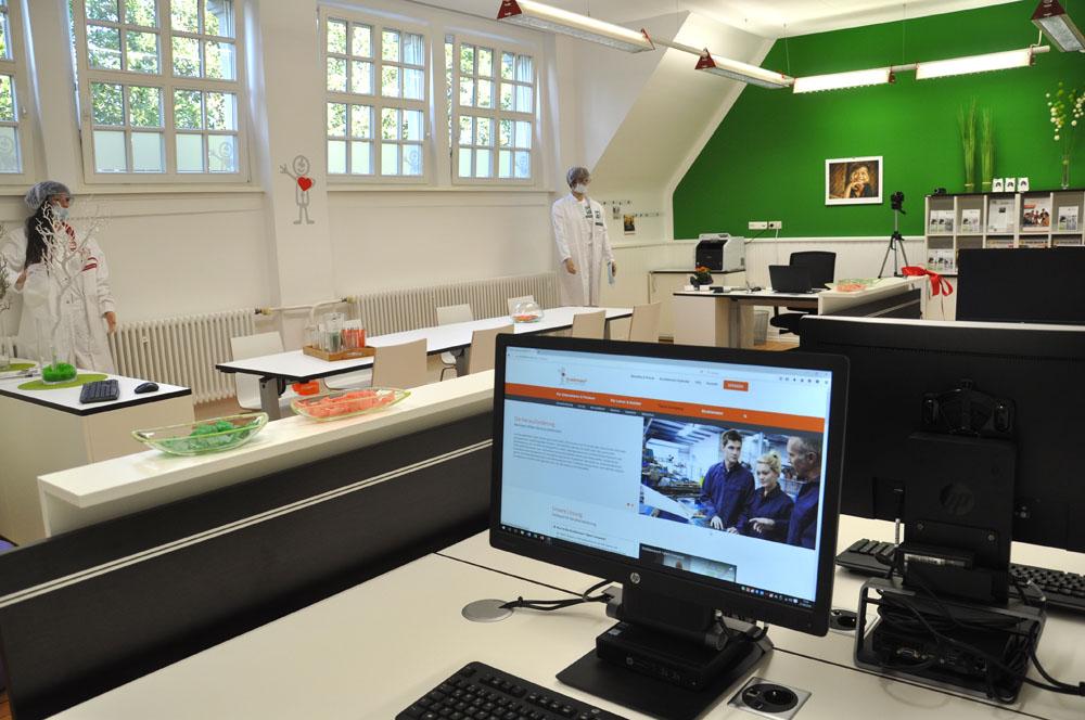 Talent Company in der Pestalozzischule Durlach