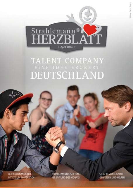 Strahlemann Herzblatt 2014/01