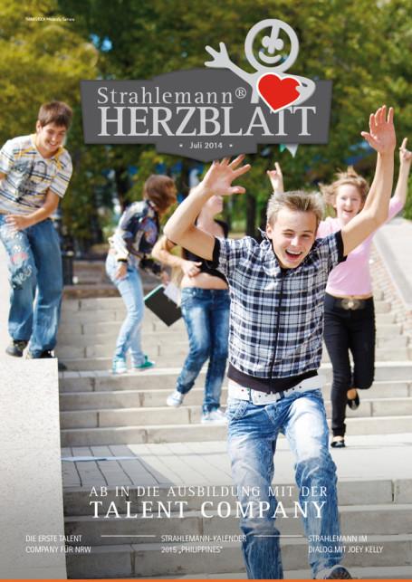 Strahlemann Herzblatt 2014/02