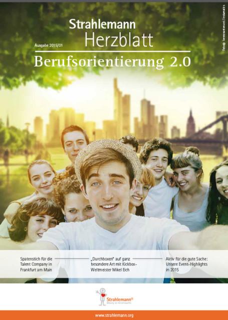 Strahlemann Herzblatt 2015/01