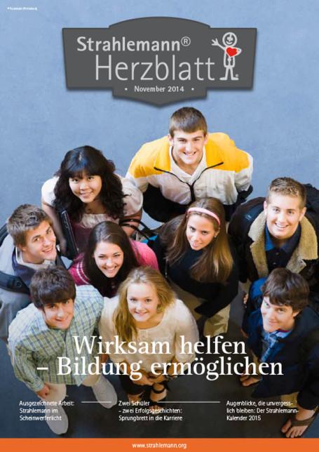 Strahlemann Herzblatt 2014/03