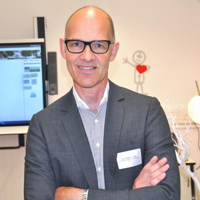 Dr. med. Traugott Ullrich - MBA, General Manager Marketing & Sales, Dr. Willmar Schwabe GmbH & Co.KG