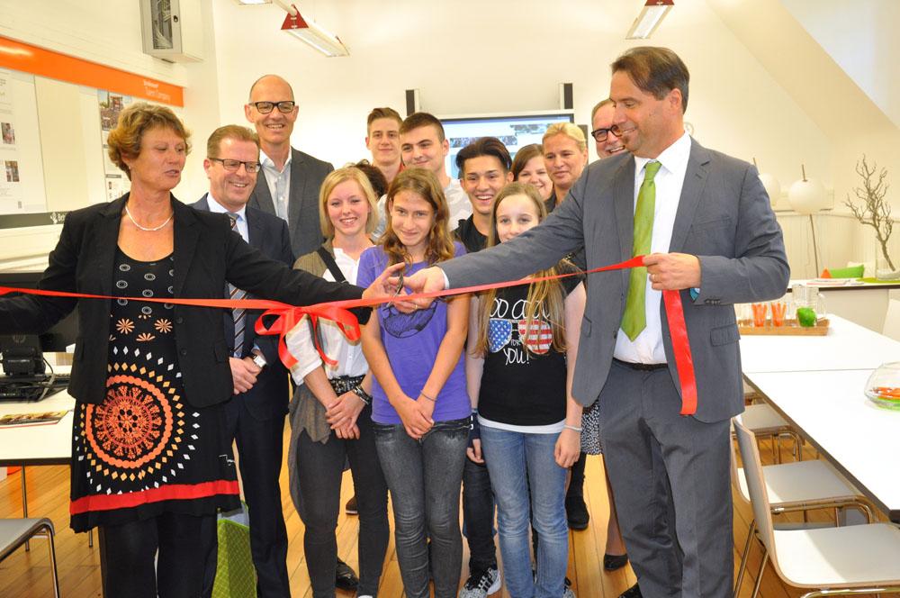 Talent Company Eröffnung am 21.09.16 in Karlsruhe-Durlach