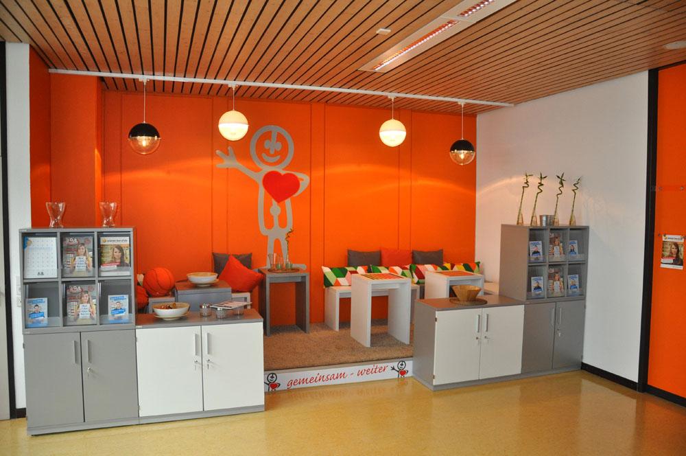 Eröffnung der Talent Company an der Theodor-Heuss-Realschule in Walldorf am 06.10.16