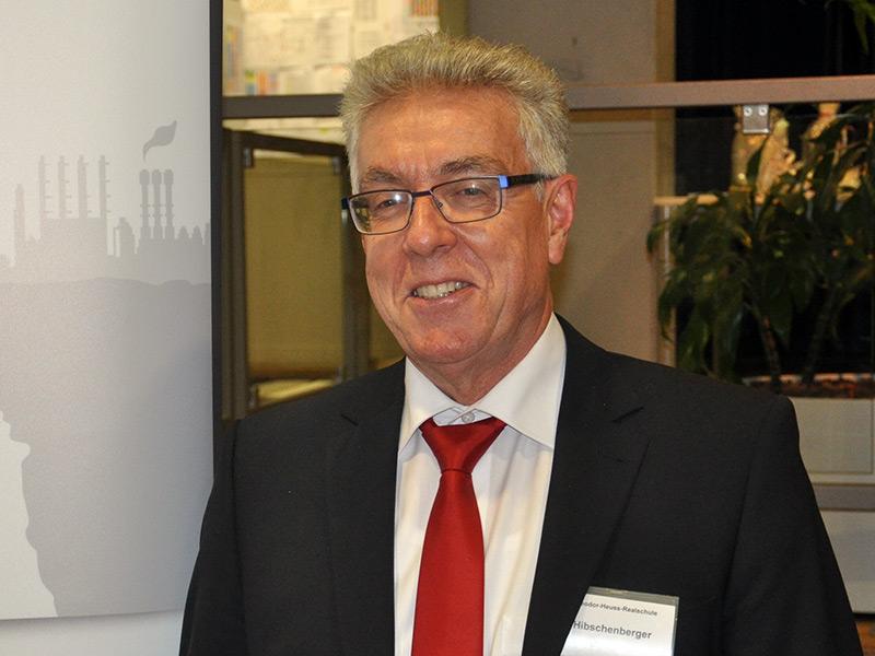 Helmut Hibschenberger - Schulleiter der THS