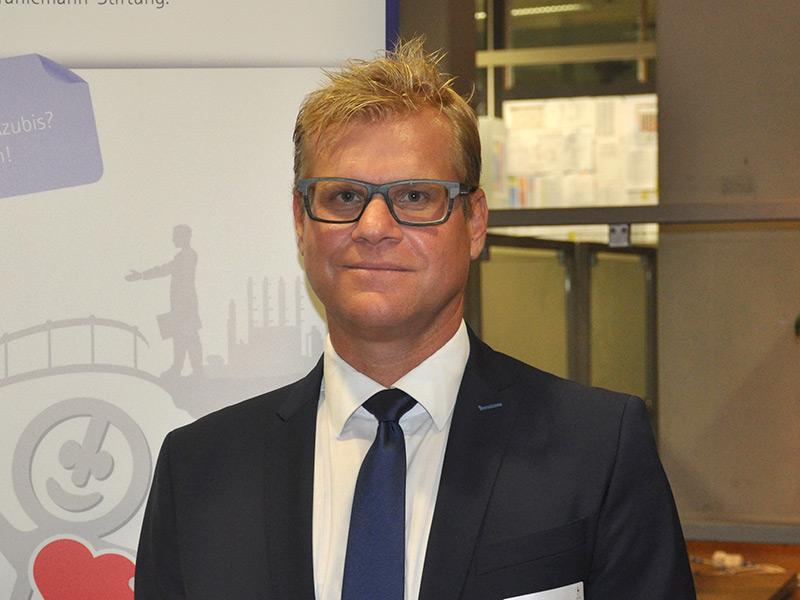 Jan Schüler - Personalleiter ABB Deutschland