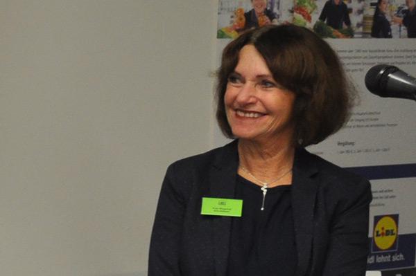 Renate Wiegandt - Schulleiterin