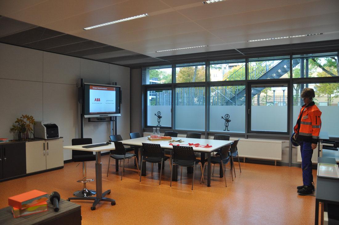 Talent Company an IGMH in Mannheim