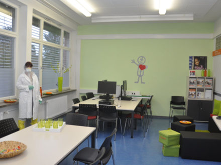 Impressionen der Talent Company an Realschule Feuerbach in Stuttgart