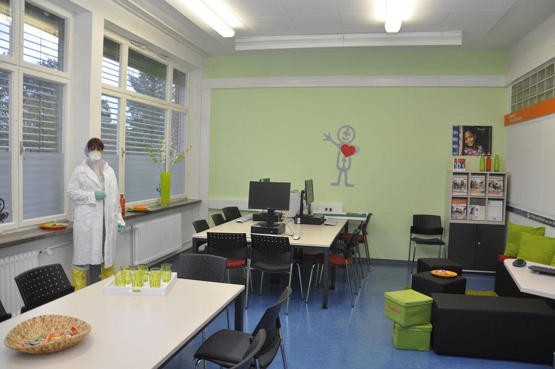 Talent Company an Realschule Feuerbach in Stuttgart