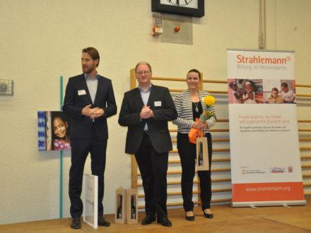 Impressionen der Eröffnung der Talent Company an Realschule Feuerbach