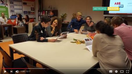 Video: Eröffnung der Strahlemann Talent Company in Mannheim