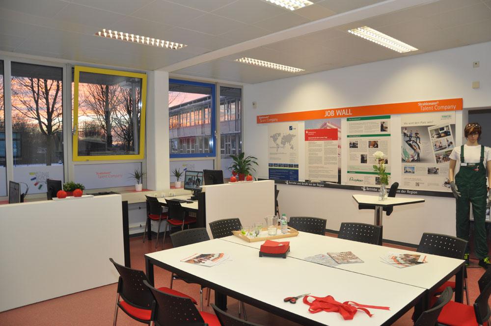 Talent Company an der Sophie-Scholl-Gesamtschule in Remscheid