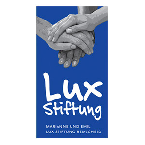Marianne und Emil Lux-Stiftung Logo