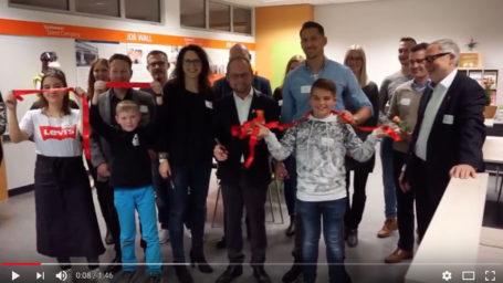 Video: Talent Company Eröffnung in Mainz-Lerchenberg