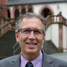Jürgen Herzing - Bürgermeister Stadt Aschaffenburg