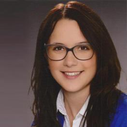 Katrin Herter - Schulleiterin der Realschule plus Mainz-Lerchenberg