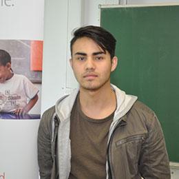 Jan Hosseini - 8. Klasse